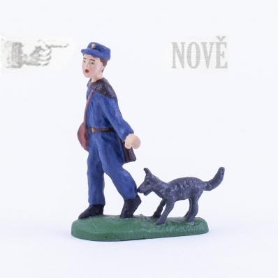 Pošťák s psíkem
