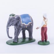 Rádža se slonem